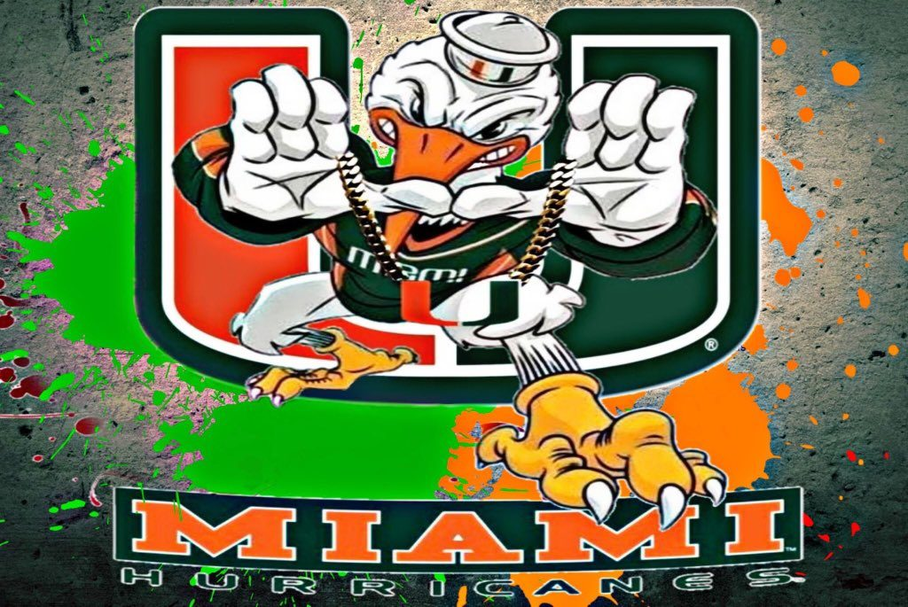 Hurricanes 2019 Schedule Miami Hurricanes Football 2019 Schedule Officially Released