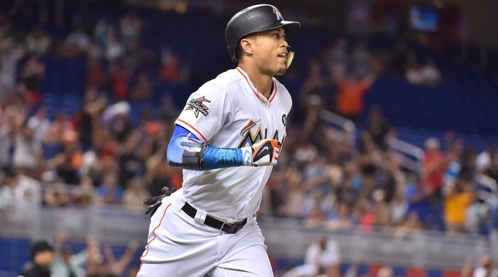 cdfd0888a Top 10 Marlins All-Time   1 Giancarlo Stanton - Miami Sports Wave